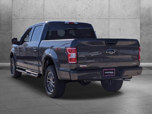 2020 Ford F-150 SuperCrew Cab 4x4, Pickup #LKD87322 - photo 2