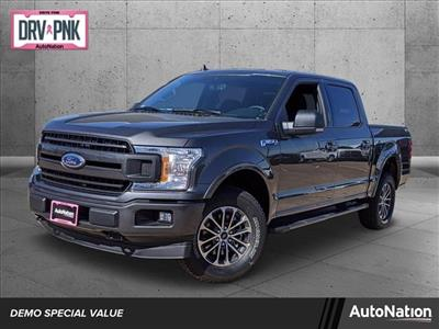 2020 Ford F-150 SuperCrew Cab 4x4, Pickup #LKD87322 - photo 1