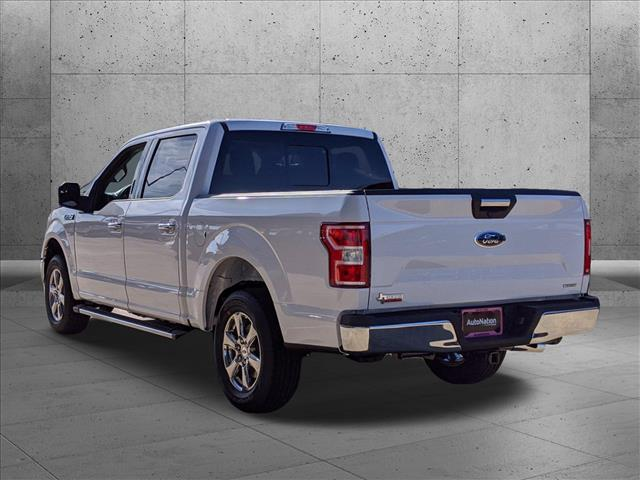 2020 Ford F-150 SuperCrew Cab 4x2, Pickup #LKD94931 - photo 1