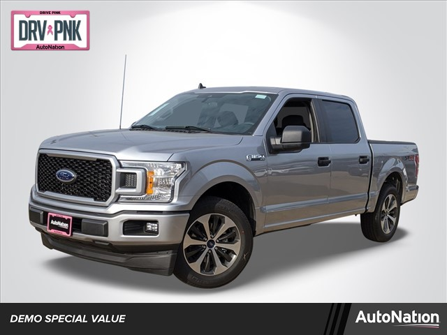 2020 F-150 SuperCrew Cab 4x2, Pickup #LKD94932 - photo 1