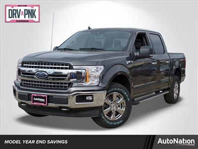 2020 Ford F-150 SuperCrew Cab 4x4, Pickup #LKD94933 - photo 1