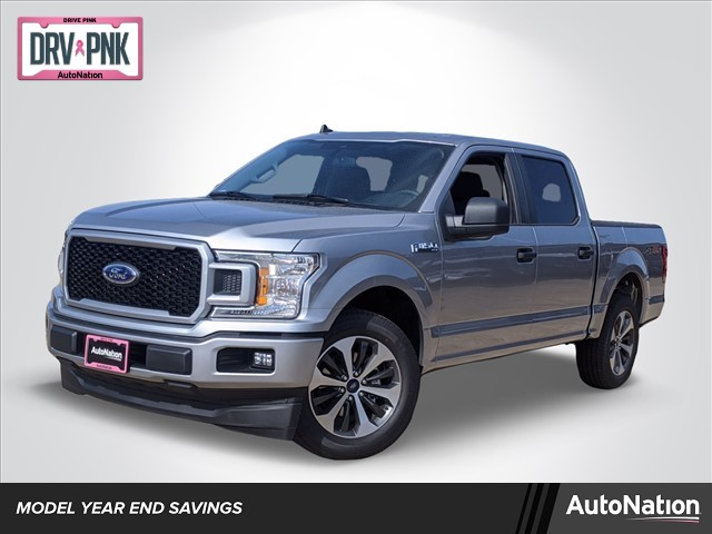2020 Ford F-150 SuperCrew Cab 4x2, Pickup #LKE34285 - photo 1