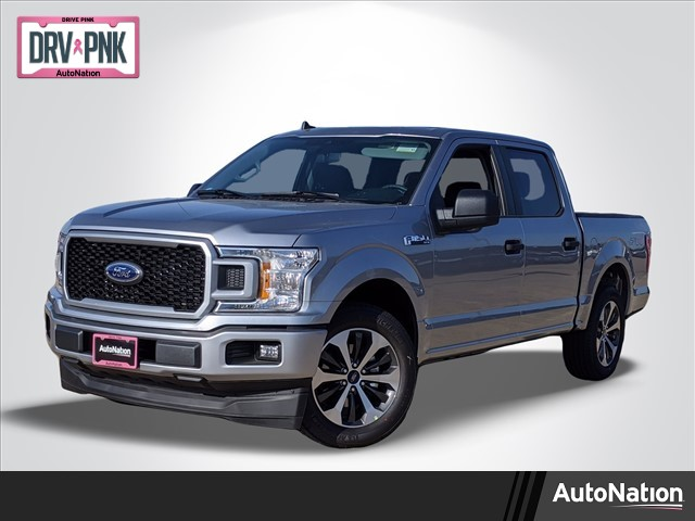 2020 Ford F-150 SuperCrew Cab 4x2, Pickup #LKE34286 - photo 1