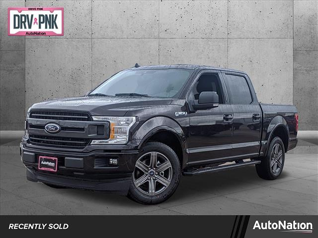 2020 Ford F-150 SuperCrew Cab 4x2, Pickup #LKE34292 - photo 1