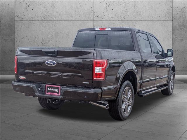 2020 Ford F-150 SuperCrew Cab 4x2, Pickup #LKE34292 - photo 4
