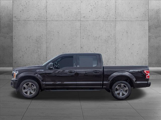 2020 Ford F-150 SuperCrew Cab 4x2, Pickup #LKE34292 - photo 8