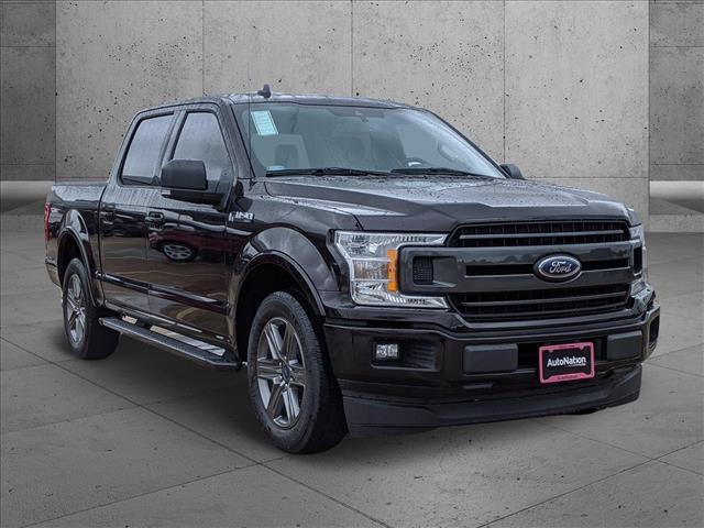 2020 Ford F-150 SuperCrew Cab 4x2, Pickup #LKE34292 - photo 10