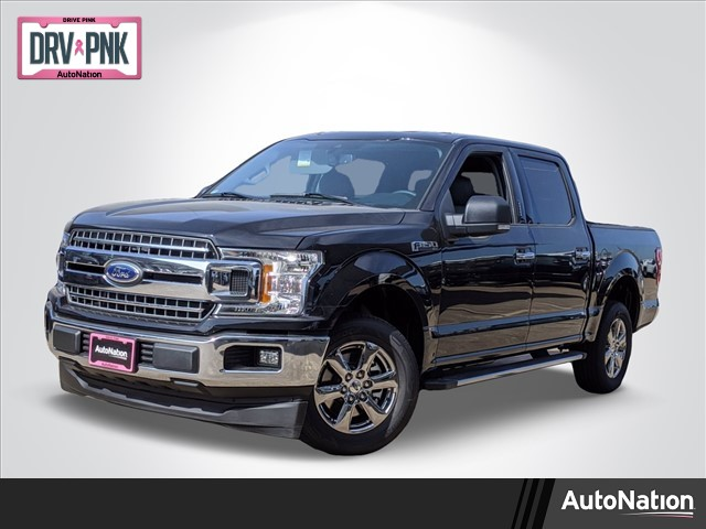 2020 Ford F-150 SuperCrew Cab 4x2, Pickup #LKE34300 - photo 1