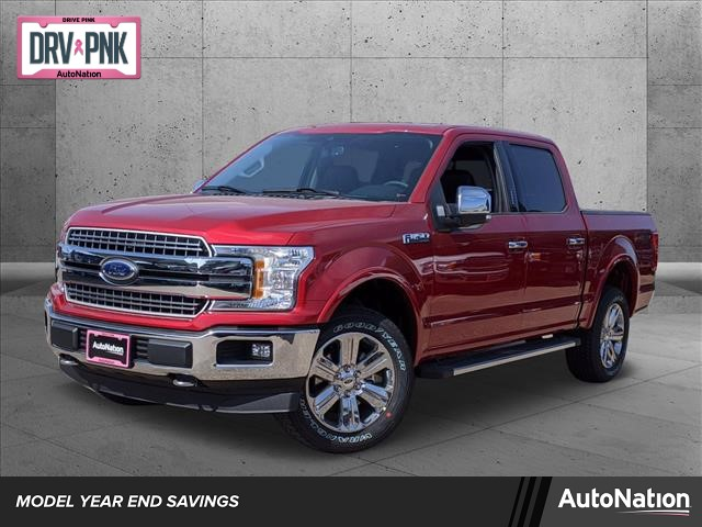 2020 Ford F-150 SuperCrew Cab 4x4, Pickup #LKE34305 - photo 1