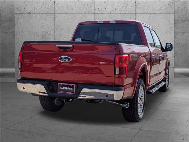 2020 Ford F-150 SuperCrew Cab 4x4, Pickup #LKE34305 - photo 4