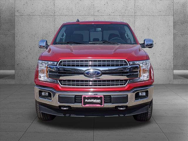2020 Ford F-150 SuperCrew Cab 4x4, Pickup #LKE34305 - photo 11