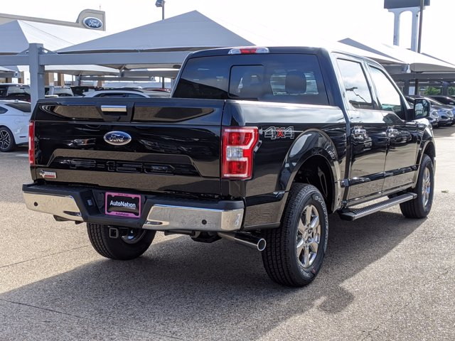 2020 Ford F-150 SuperCrew Cab 4x4, Pickup #LKE34309 - photo 4