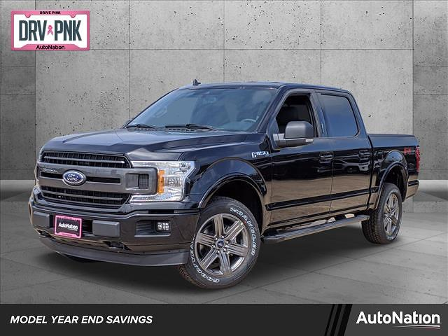 2020 Ford F-150 SuperCrew Cab 4x4, Pickup #LKE34311 - photo 1