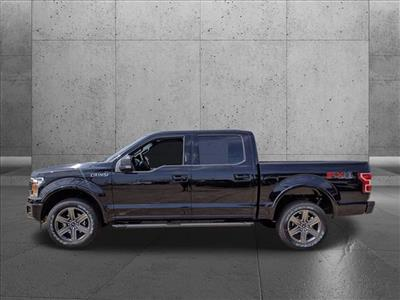 2020 Ford F-150 SuperCrew Cab 4x4, Pickup #LKE34311 - photo 10