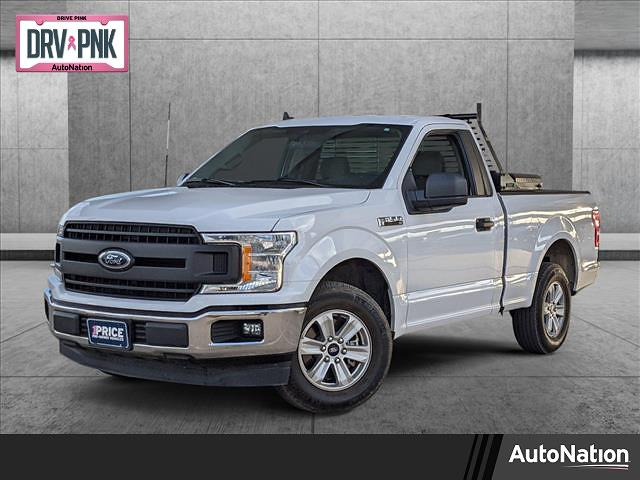 2020 Ford F-150 Regular Cab 4x2, Pickup #LKE58390 - photo 1