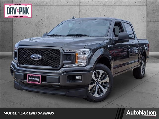 2020 Ford F-150 SuperCrew Cab 4x2, Pickup #LKE58393 - photo 1