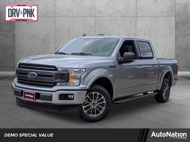 2020 Ford F-150 SuperCrew Cab 4x2, Pickup #LKE58400 - photo 1