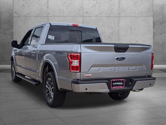 2020 Ford F-150 SuperCrew Cab 4x2, Pickup #LKE58400 - photo 2