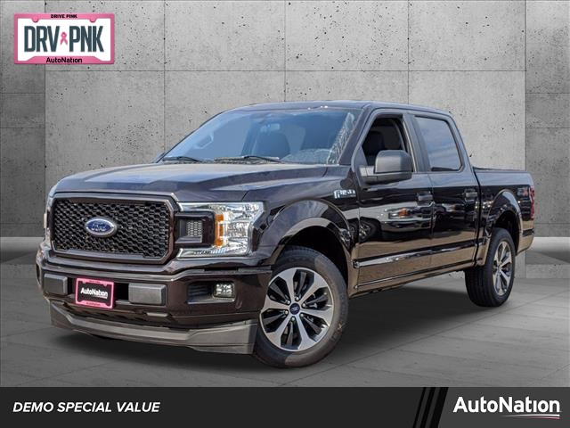 2020 Ford F-150 SuperCrew Cab 4x2, Pickup #LKE58401 - photo 1