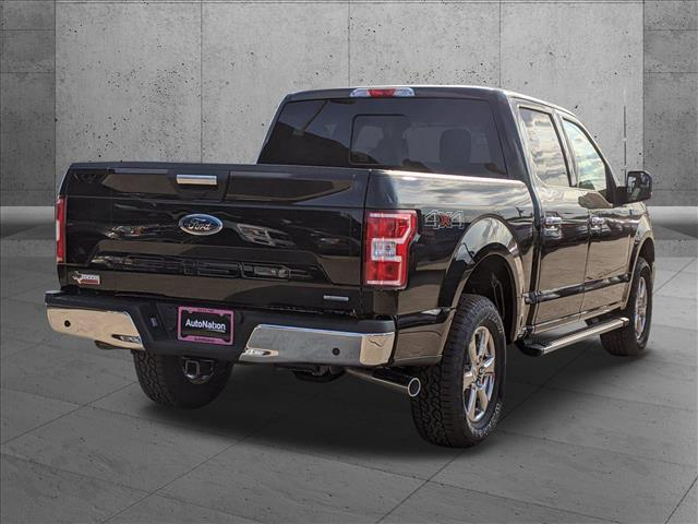 2020 Ford F-150 SuperCrew Cab 4x4, Pickup #LKE70754 - photo 4