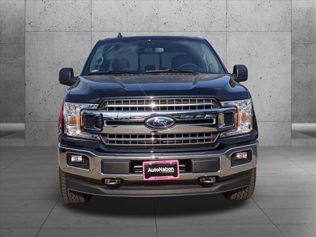 2020 Ford F-150 SuperCrew Cab 4x4, Pickup #LKE70754 - photo 8