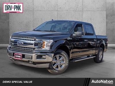 2020 Ford F-150 SuperCrew Cab 4x4, Pickup #LKE70754 - photo 1