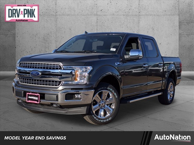 2020 Ford F-150 SuperCrew Cab 4x4, Pickup #LKF36516 - photo 1