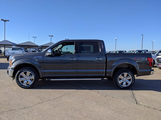 2020 Ford F-150 SuperCrew Cab 4x4, Pickup #LKF36516 - photo 8