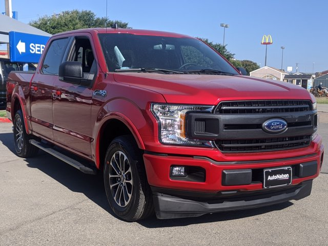 2020 Ford F-150 SuperCrew Cab 4x2, Pickup #LKF36729 - photo 10
