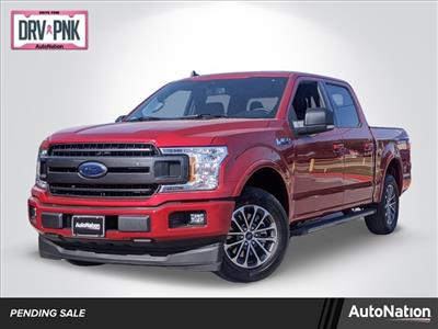 2020 Ford F-150 SuperCrew Cab 4x2, Pickup #LKF36729 - photo 1
