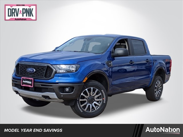 2020 Ford Ranger SuperCrew Cab 4x4, Pickup #LLA20368 - photo 1