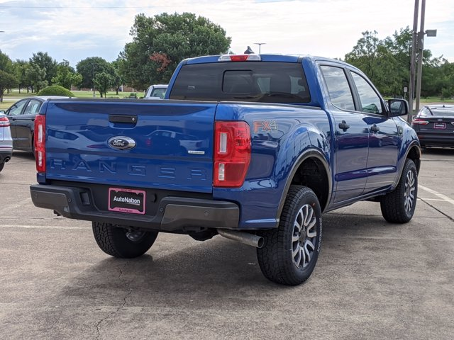 2020 Ford Ranger SuperCrew Cab 4x4, Pickup #LLA20368 - photo 4