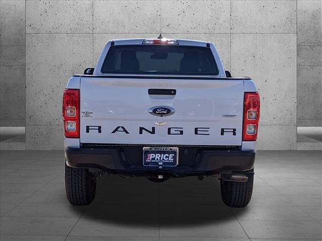 2020 Ford Ranger Super Cab 4x2, Pickup #LLA24670 - photo 7