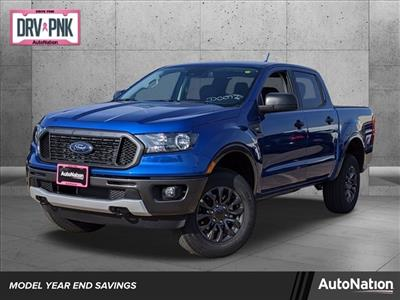 2020 Ford Ranger SuperCrew Cab 4x2, Pickup #LLA85273 - photo 1