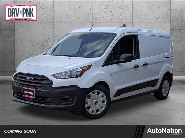 2021 Ford Transit Connect, Empty Cargo Van #M1486896 - photo 1