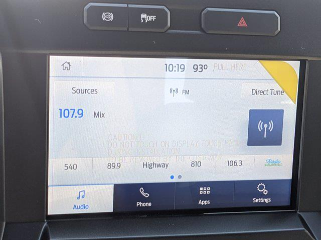 2021 Ford F-550 Regular Cab DRW 4x2, Cab Chassis #MDA14802 - photo 12