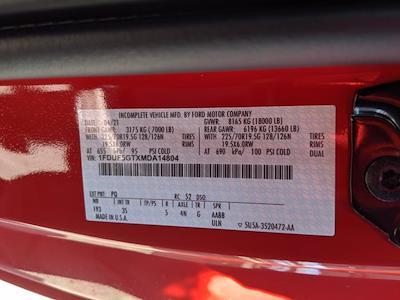 2021 F-550 Regular Cab DRW 4x2,  Cab Chassis #MDA14804 - photo 16