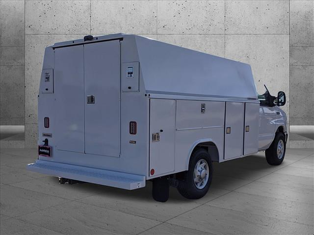 2021 Ford E-350 4x2, Rockport Service Utility Van #MDC33455 - photo 3