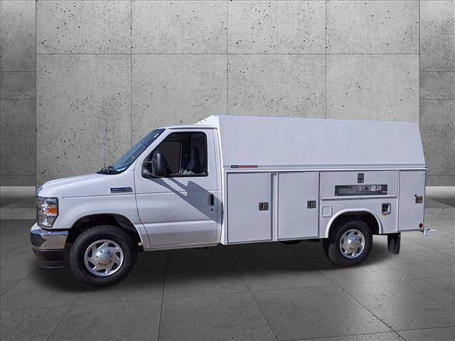 2021 Ford E-350 4x2, Rockport Service Utility Van #MDC33455 - photo 6