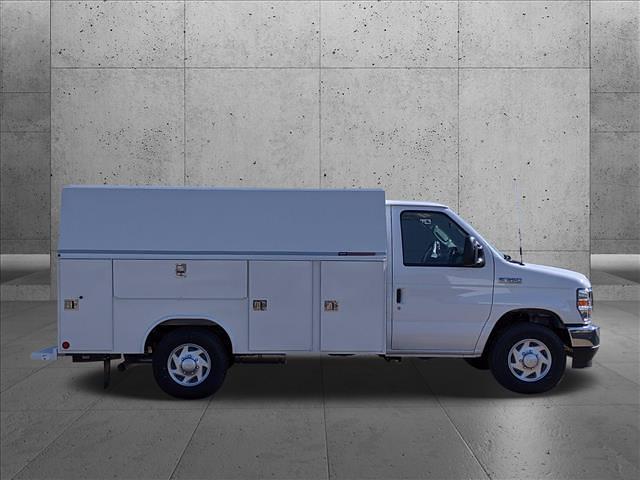 2021 Ford E-350 4x2, Rockport Service Utility Van #MDC33455 - photo 9