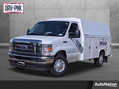 2021 Ford E-350 4x2, Rockport Service Utility Van #MDC33455 - photo 1