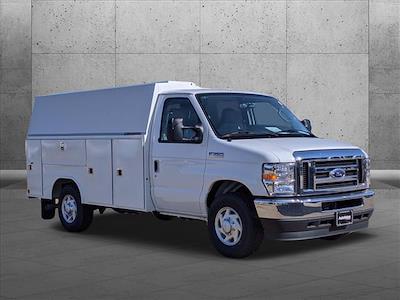 2021 Ford E-350 4x2, Rockport Service Utility Van #MDC33455 - photo 8