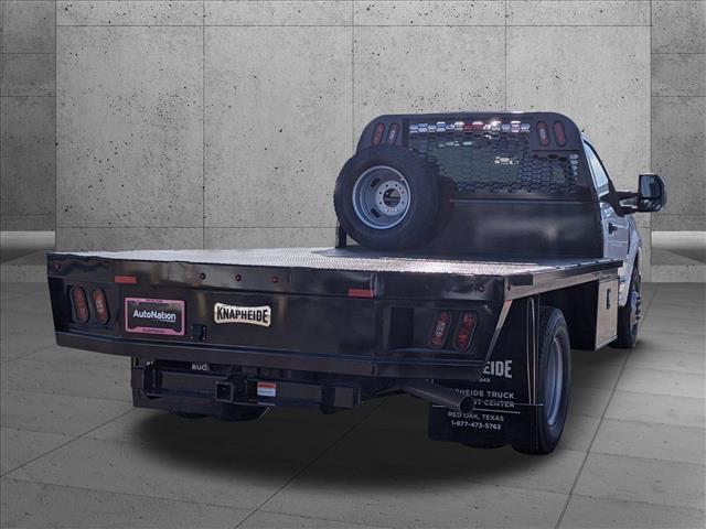 2021 Ford F-350 Regular Cab DRW 4x2, Knapheide Platform Body #MEC14454 - photo 3