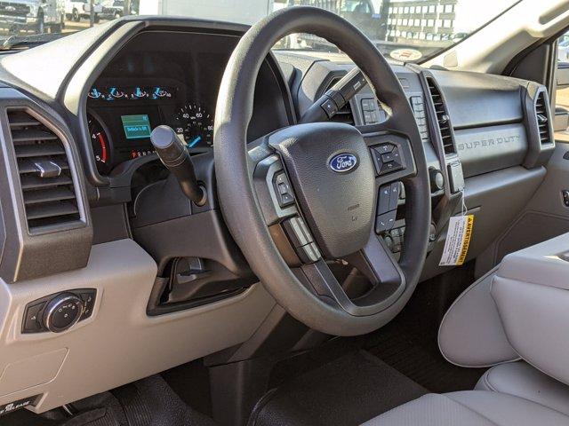 2021 Ford F-350 Regular Cab DRW 4x2, Knapheide Platform Body #MEC14454 - photo 4