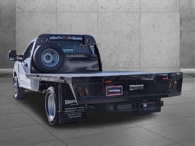2021 Ford F-350 Regular Cab DRW 4x2, Knapheide Platform Body #MEC14454 - photo 2