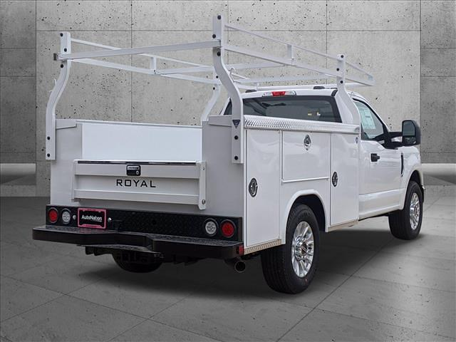 2021 Ford F-250 Regular Cab 4x2, Royal Truck Body Service Body #MEC14839 - photo 3