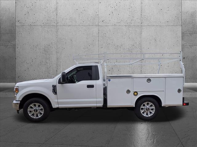 2021 Ford F-250 Regular Cab 4x2, Royal Truck Body Service Body #MEC14839 - photo 6