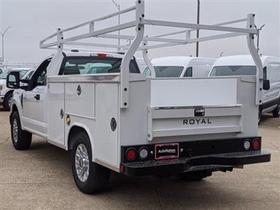 2021 Ford F-250 Regular Cab 4x2, Royal Truck Body Service Body #MEC14839 - photo 2
