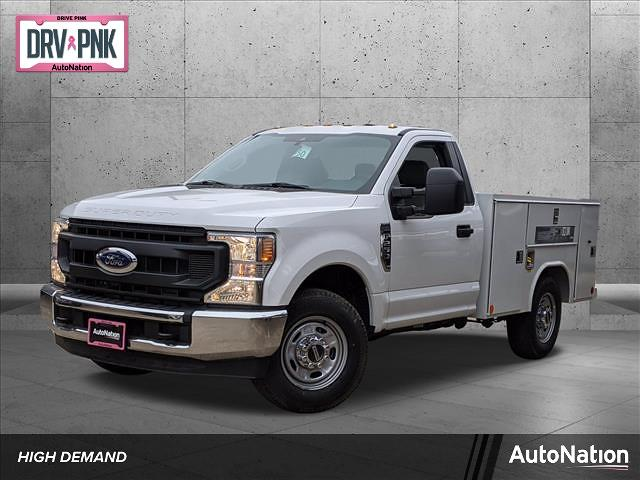 2021 Ford F-250 Regular Cab 4x2, Reading Service Body #MEC15251 - photo 1