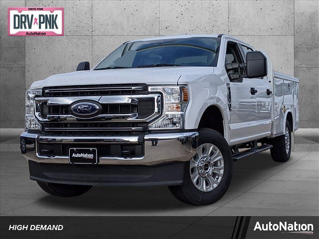 2021 Ford F-250 Crew Cab 4x4, Royal Truck Body Service Body #MEC23044 - photo 1